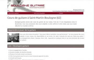 Boulogne-Guitare.com